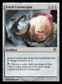 Astral Cornucopia