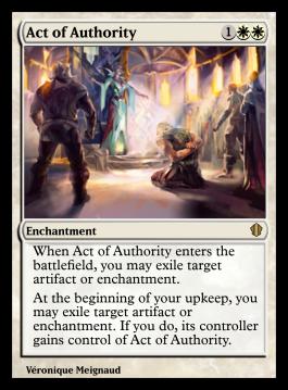 Act of Authority