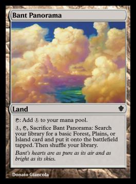 Bant Panorama