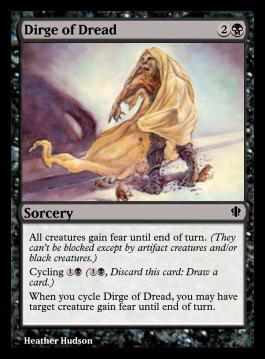 Dirge of Dread