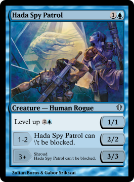Hada Spy Patrol
