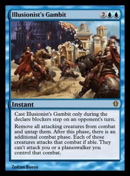 Illusionist's Gambit
