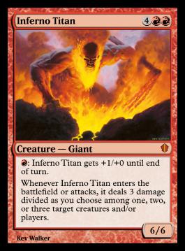 Inferno Titan