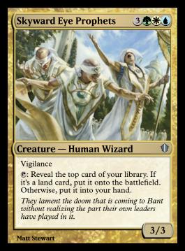 Skyward Eye Prophets