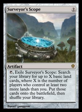 Surveyor's Scope