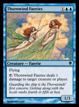 Thornwind Faeries