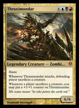 Thraximundar