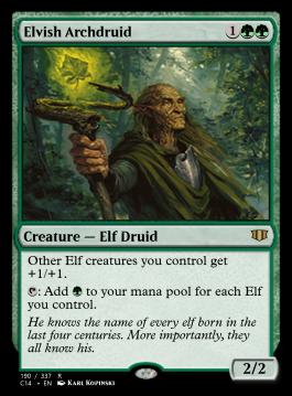 Elvish Archdruid