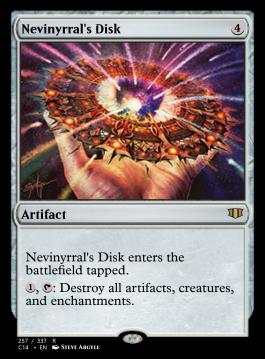 Nevinyrral's Disk