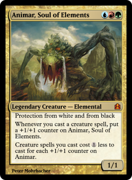 Animar, Soul of Elements