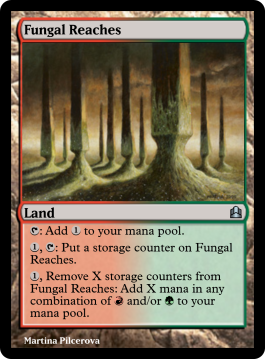 Fungal Reaches