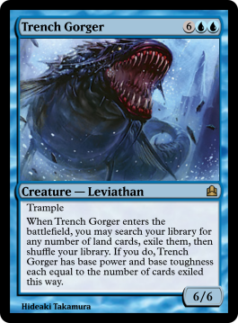 Trench Gorger