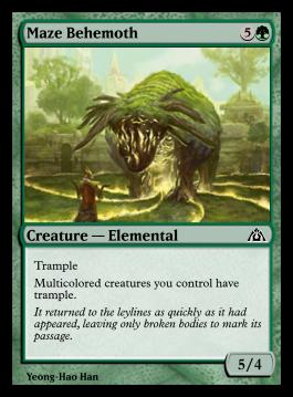 Maze Behemoth