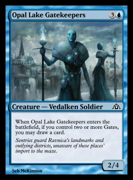 Opal Lake Gatekeepers