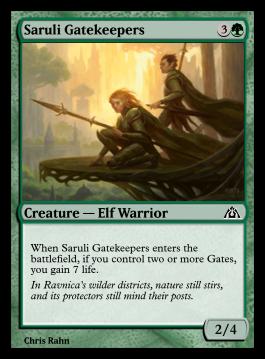 Saruli Gatekeepers