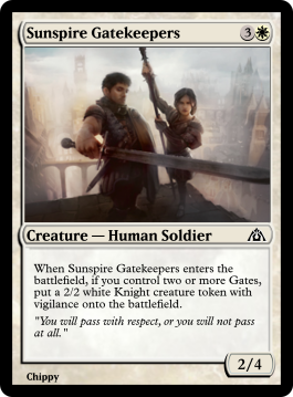 Sunspire Gatekeepers