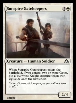 Sunspire Gatekeepers