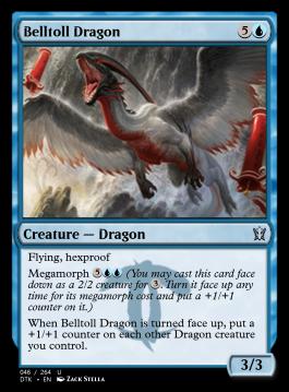 Belltoll Dragon