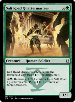 Salt Road Quartermasters