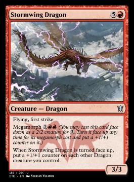 Stormwing Dragon