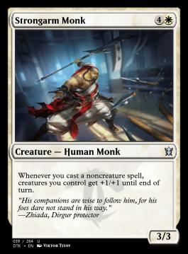 Strongarm Monk