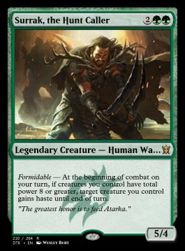 Surrak, the Hunt Caller