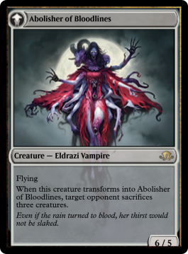 Abolisher of Bloodlines