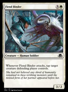 Fiend Binder