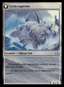 Grisly Anglerfish