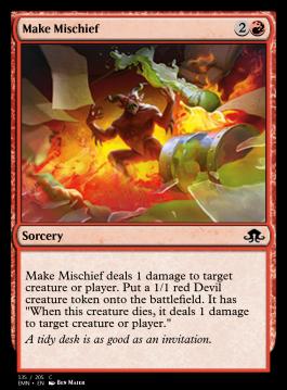 Make Mischief