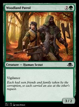 Woodland Patrol