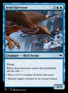 Aven Surveyor