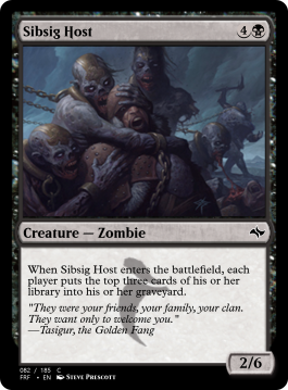 Sibsig Host