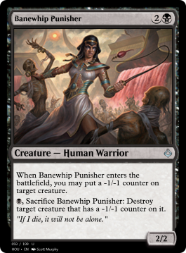 Banewhip Punisher