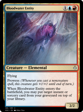 Bloodwater Entity
