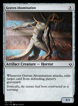 Graven Abomination