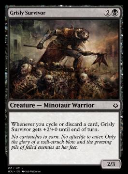 Grisly Survivor