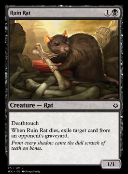 Ruin Rat