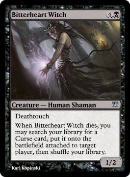 Bitterheart Witch