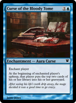 Curse of the Bloody Tome