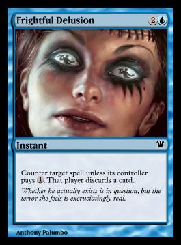 Frightful Delusion
