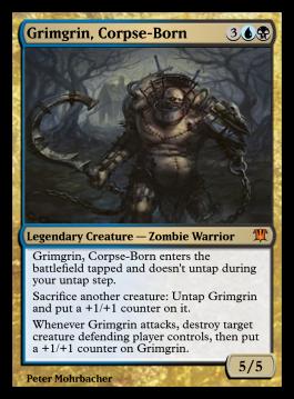 Grimgrin, Corpse-Born