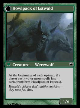 Howlpack of Estwald