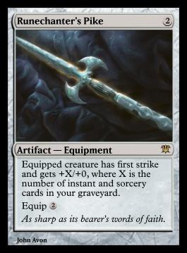Runechanter's Pike