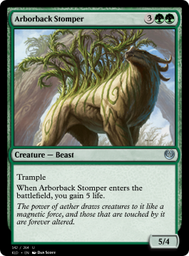 Arborback Stomper