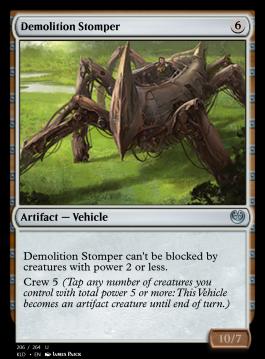 Demolition Stomper