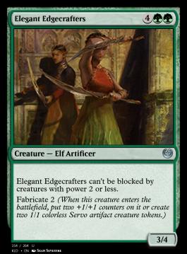 Elegant Edgecrafters