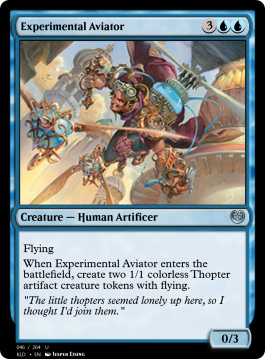 Experimental Aviator