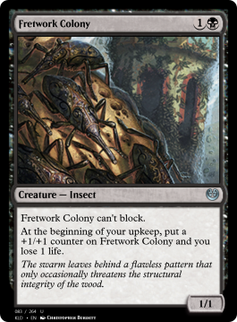 Fretwork Colony