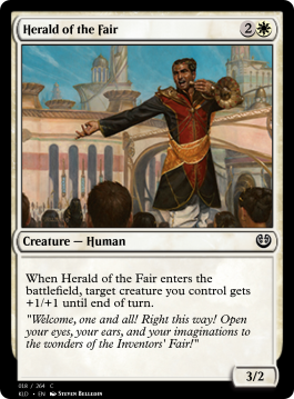 Herald of the Fair